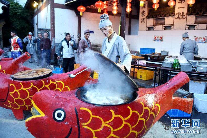 천 년 어(魚)문화의 뿌리, 수향 마을의 '물고기 축제'