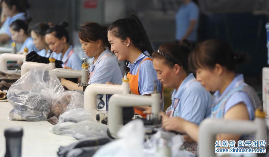 허난 우즈: 소형∙영세업체, 농촌 여성 취업 도와