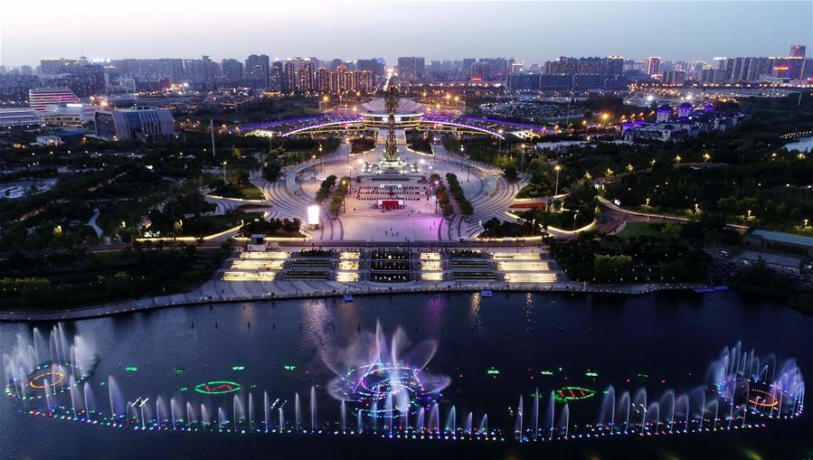 허베이 탕산, 생태형 연해 공업도시 건설