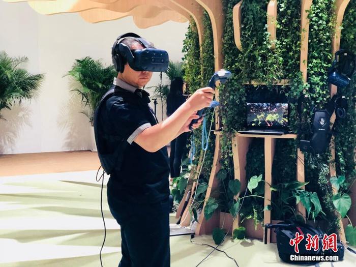 최첨단 기술의 향연…中 톈진서 '2018 하계 다보스포럼' 개최