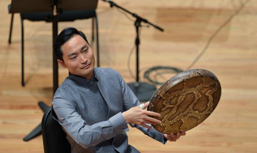 멕시코시티 실내음악회…중국 전통악기의 향연