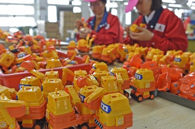 '중국 토이시티(Toy City)' 전환∙업그레이드로 발전 추구