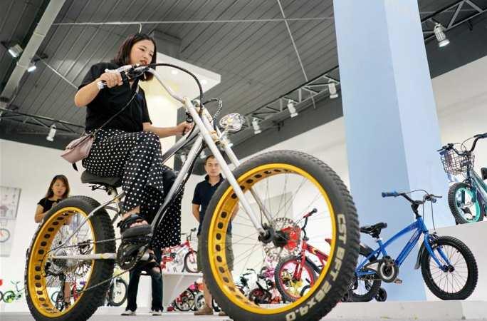허베이 광쭝: 자전거 업체 구조개혁 추진해 해외 시장 확장
