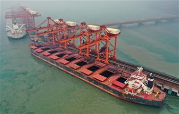 허베이 탕산 차오페이뎬 항구 상반기 물동량 1억7천만t 돌파