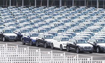 中 상반기 자동차 생산량과 판매량 각각 1213만 2천대와 1232만 3천대