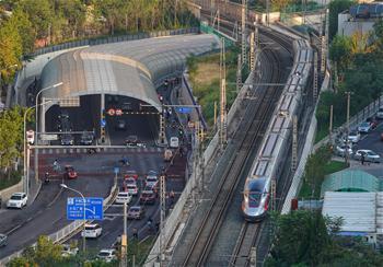 징슝 도시간 철도 베이징서역-다싱공항 구간 운영 개시