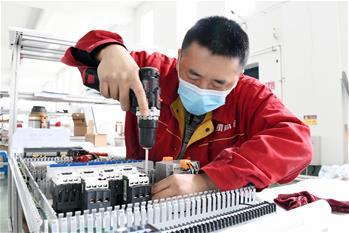 헤이룽장, 개발구의 기업 조업 재개 적극 추진