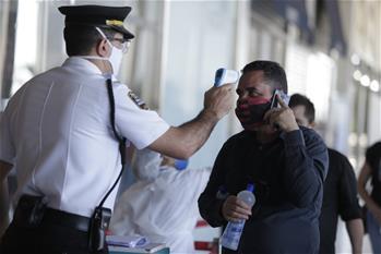 브라질, 코로나19 확진자 40만명 돌파