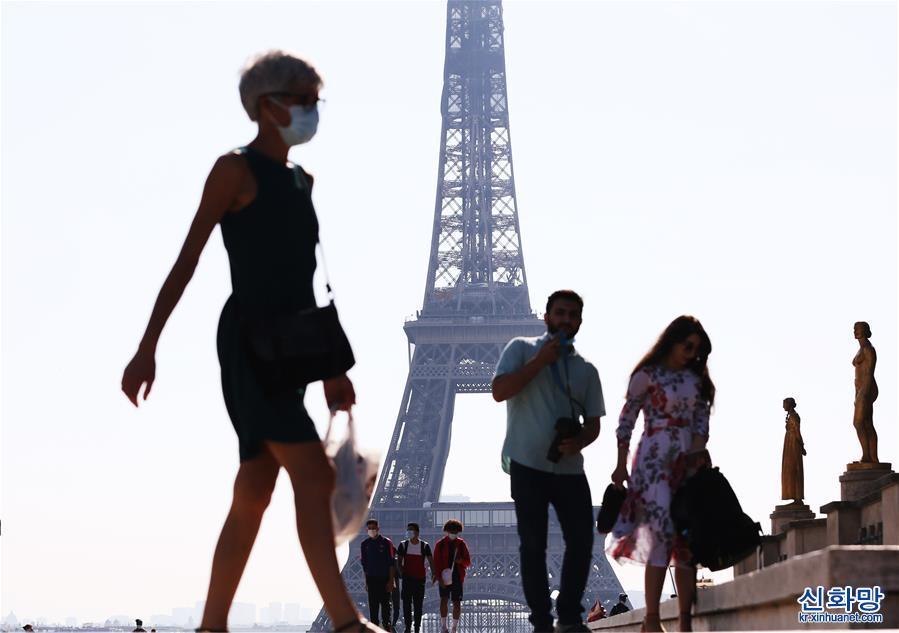 프랑스, 코로나19 누적 확진자 40만명 넘어