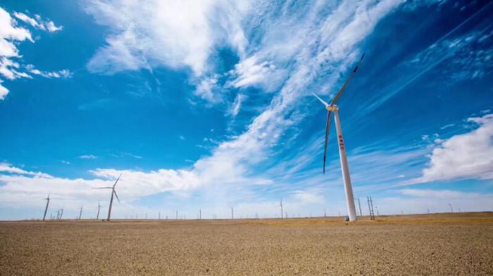 中 칭하이, 친환경 에너지 발전 고지