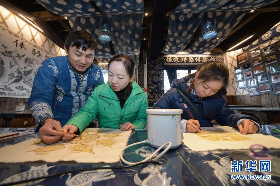 전통 수공예 계승하며 주민들의 소득 증대 도와