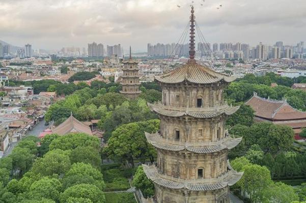 취안저우, 세계유산 등재 성공